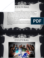 La Tolerancia y La Diversidad Cultural CD Copia