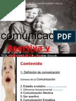 Comunicaciòn Asertiva y Afectiva