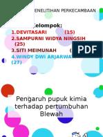 LAPORAN PENELITIHAN PERKECAMBAAN - Copy.pptx