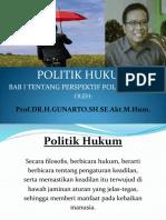 Presentation Bab 1 Mk Politik Hukum Cak Gun