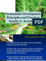 Ecological Violence and Sustainable Development