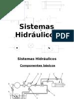 Copia de Unidad 2 Sistemas Hidráulicos