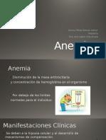 Anemia Pediatria
