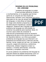 Intervencion de Niños Disfasicos Mariana Cuesta y Jirlean Mosquera