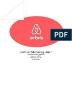 services marketing airbnb audit  1