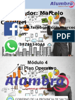 Módulo 4 - Plan Operativo - Cavalleri