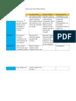 Planificación Mensual de Introducción Nivel Medio Menor