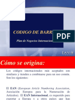 Clases Codigo Barras