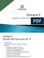 ITIL Cibertec 2016- II - Semana II