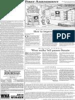 The Platteville Journal Etc. Sept. 23, 2015