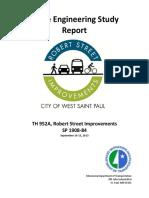 Group 2_Robert Street Improvements