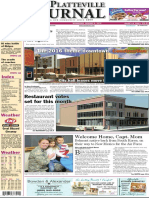 The Platteville Journal Jan. 6, 2016