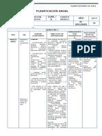 Artes Visuales Planificacion - 4 Basico