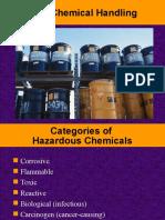 Chemical Handling 1