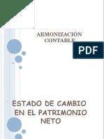 Expo Armonizacion Contable
