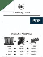 Equity - CNAV Stock Model