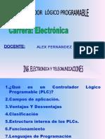 1. Introducción a Controlador Lógico Programable