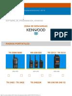 Software Deprogram Ac i on Kenwood