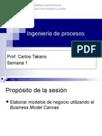 INGPRO - 02 Modelo de Negocio