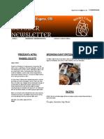 newsletter - moms club of eugene october