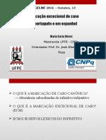XXVI GELNE Ghioni Marcação Caso P E.pptx