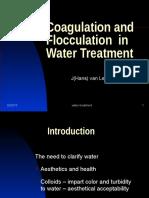 Source Water Characteristics