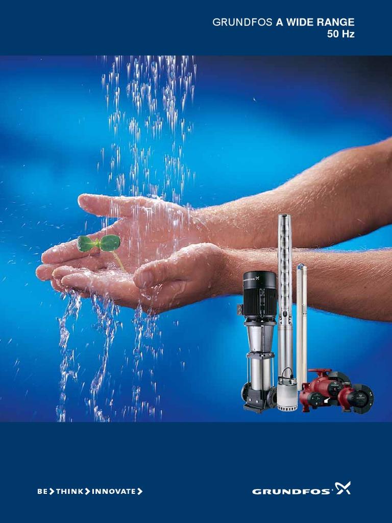 Grundfosliterature 1322 Sewage Treatment Pump Grundfos Pompa Celup Kp 150a