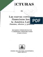 Las Nuevas Corrientes de Financiamiento de LATAM