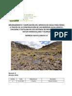Informe Sismica Huallumayu III
