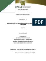 Fitoquímica Reporte 8