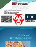 Complicaciones e Infecciones Intrahospitalarias y Medidas de Prevencion Diapositivas