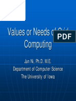 Lecture02_Values of Grid Computing