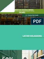 Implementasi Bahasa Indeks Pada Senayan Library Management System (Slims)