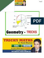 Geometry Tricks