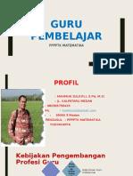 Guru Pembelajar-7 jadwal-yuliawanto.pptx