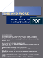 time and work 1