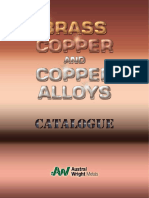 Copper and Brass Catalogue July 2014 Edition