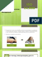 ISO 14000 - SCM