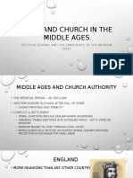 State and Church in the Middle Ages