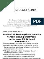 EPIDEMIOLOGI KLINIK-ATROCB