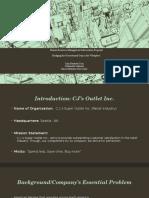 hrd intervention proposal presentation outline