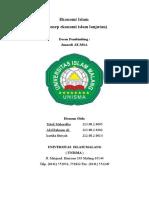 Makalah Konsep Ekonomi Islam Lnjutan Kelompok 4( Akuntasi K )