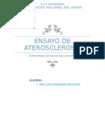 Ensayo de Aterosclerosis