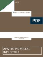 Psikologi Industri (44 Hal)