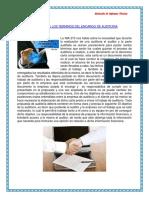 Acuerdo de Los Terminos de Auditoría