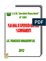 Supervision 2012