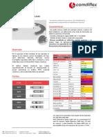 Comdiflex Catalogo Tecnico de Juntas Espirometalicas