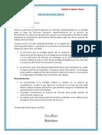 Informe de Control Interno 2