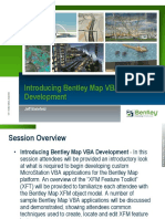 2012 a3 Introducing Bentley Map Vba Development