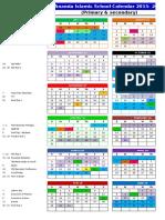 Academic Calendar 20162017 (1)